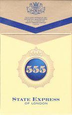 Cigarette 555 Price